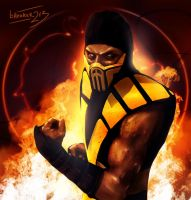 Scorpion by breaker213