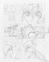 Angels Knight M Pg 1 WIP by PandaRevolution