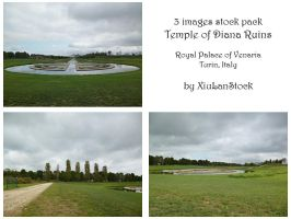 Temple Of Diana Ruins Stock Pack by XiuLanStock