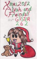 Xmas 2012: Alvah-and-Freinds by gilster262