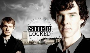 Sherlocked Desktop (requested) by glasgowgrin12
