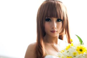 Jane Frances Chiong wedding cosplay by chongbit