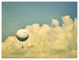 OK Bubble and the Sky by Etve