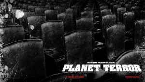 Planet Terror Cinema by aroche