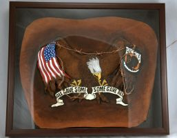 Honored Respect All gave some, some gave All by ArmouredWolf907