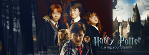 Harry Potter Living your dream by N0xentra