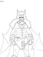 Man of Bats by Gabzx18x
