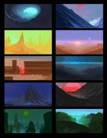 Color Thumbs by Flaskpost