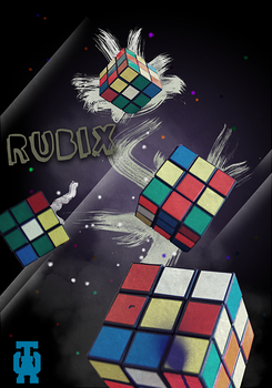 Rubik's Cube by Slim-Shorty
