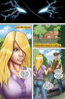 Artemis Issue 3 Page 1 by Spacecowboytv
