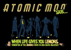 Atomic Moo: Zombies and Lemons by AtomicMoo