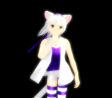 [MMD] Lily by khftw