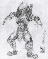 Predator Celtic by rraphall04