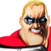 WIP Mr Incredible! by Grange-Wallis