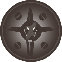 Shadow medallion (1) by redfredrick