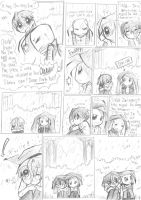 In The Rain: 2 by BrokenDeathAngel