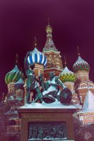 St. Basil's Cathedral by IriskaSun