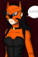 Tigress - Young Justice by Mich1309