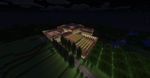 Minecraft Roman Villa 2.0 by NiegelvonWolf