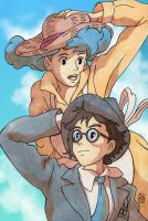 The wind rises by Mohiniel