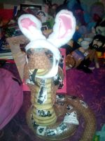 Vince's Unfinished Easter Costume! by QueenofRandomness108