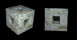 Map Cube by JubbenRobot