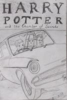 Harry potter #2 by cheekygirl-1997
