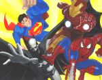 SuperHero Poster by Cristy83eb