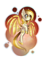 Repost: Golden Fortune Adopt :CLOSED: by Sketchi-Panda