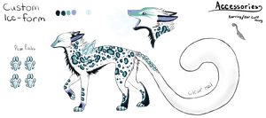 Dereon Custom for Soul-of-the-Storm by SummerAdopts