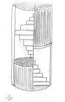 02142011 - cylinder stairs by shaharw