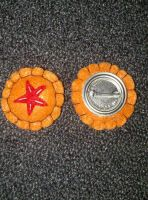 Feltwork Pins - Dragonball by Demon-of-Laplace