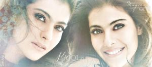 Beautiful Kajol by scarletartista