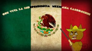 Independencia de Mexico by AngelDevil2013