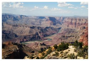 grand canyon I by Lorien79