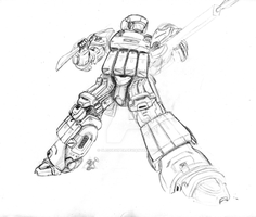 special ops HA pose by sledgeviper