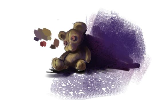 Teddy Bear - Practice by FlixTs