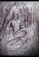 Serpent people by LilyChaoS