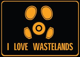 i/love/wastelands by badbuckle
