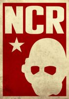 Fallout New Vegas - NCR Poster by Its--Beth