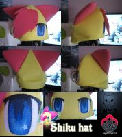 G - Shiku hat by Siplick