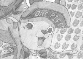 [One Piece] Chopper by Julie7770