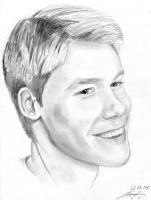 Randy Harrison by vongue