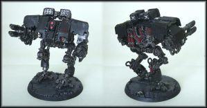 Mechanicus Dreadnought by Proiteus