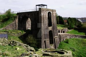 Bleanavon Old Iron Works by metronewman