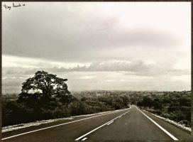 Hit The Road by Digaas