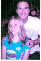 Me and Chuck Wicks by funny-cupcake5