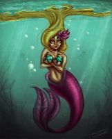 Mermaid by NtyS