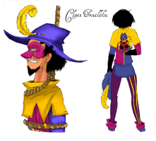 Clopin Trouillefou doodles by Kittykatpaws
