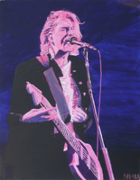Kurt Cobain by eastcorkpainter